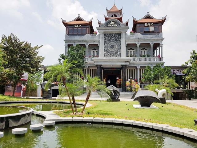 """Chiêm ngắm toà lâu đài đá """"có một không hai"""" ở Ninh Bình - 1"""