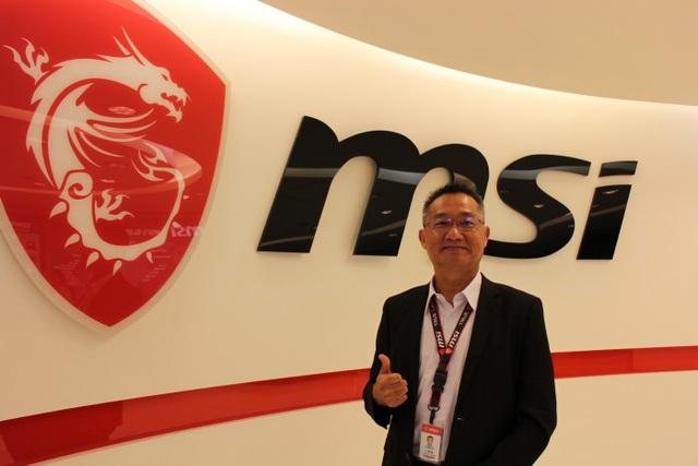 Chủ tịch kiêm CEO MSI bất ngờ qua đời ở tuổi 56 - 2