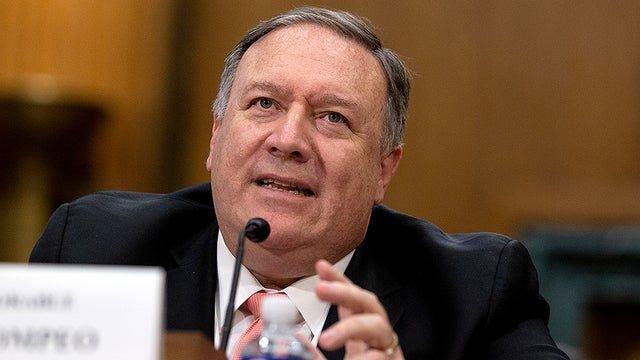 Mỹ trừng phạt các quan chức Trung Quốc - 1