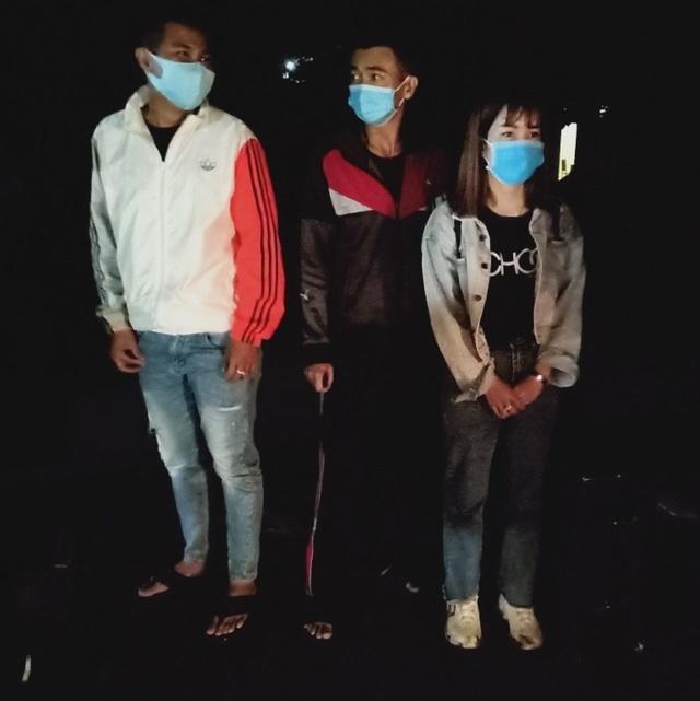 Bắt giữ 11 đối tượng từ Campuchia nhập cảnh trái phép vào Việt Nam - 1