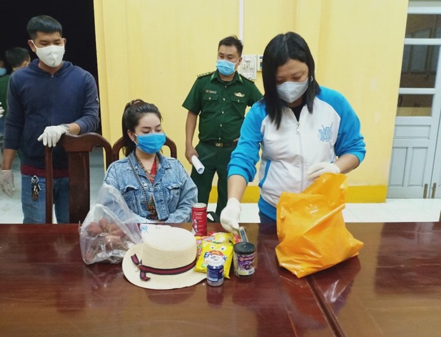 Bắt giữ 11 đối tượng từ Campuchia nhập cảnh trái phép vào Việt Nam - 2