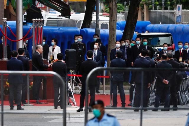 Trung Quốc chuyển khách sạn thành văn phòng an ninh quốc gia tại Hong Kong - 2