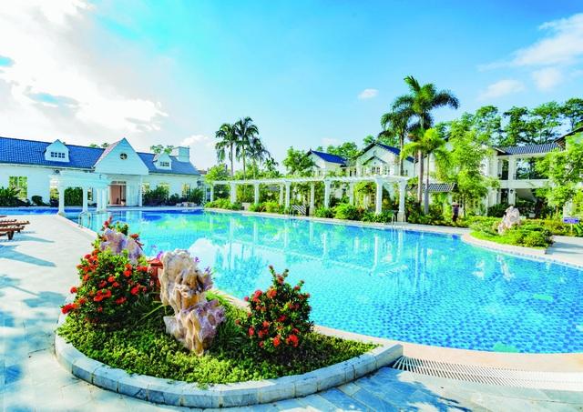 Tiềm năng khai thác du lịch 4 mùa tại Vườn Vua Resort  Villas Phú Thọ - 1