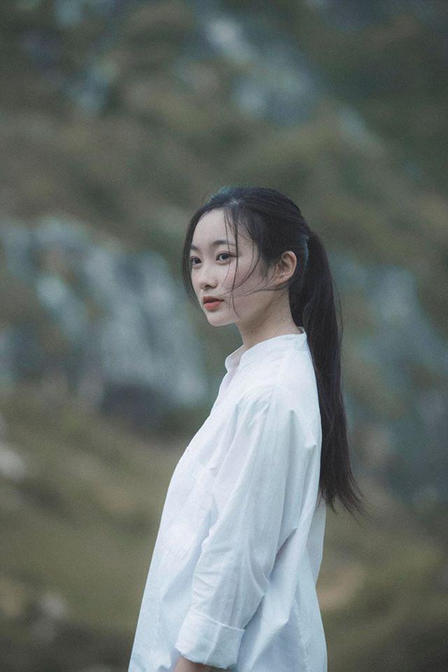 Nữ nhiếp ảnh gia gây sốt vì có nét đẹp như diễn viên Hoa ngữ - 1