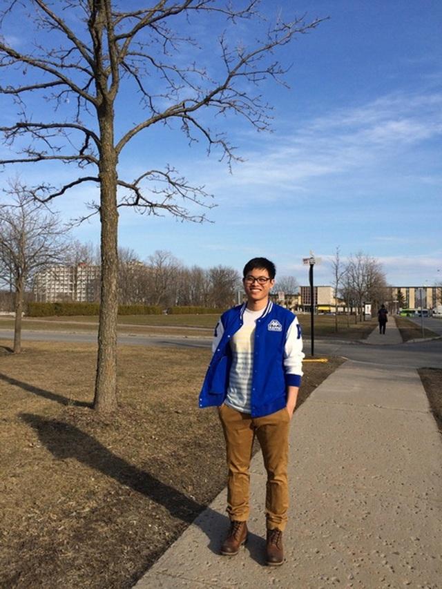 Bảo vệ luận án tiến sĩ xuất sắc, 9X Hà Nam vào bảng danh dự Đại học Laval - 1