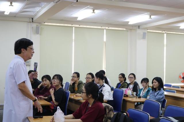 TPHCM sẽ có thêm Trường ĐH Khoa học Sức khỏe - 1