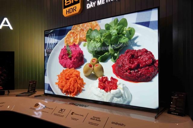TV 8K đầu tiên của Sony về Việt Nam, giá 263 triệu đồng - 1