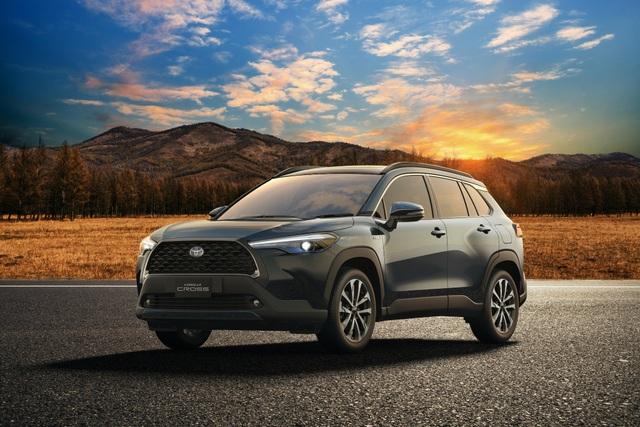 Toyota trình làng Corolla Cross, sắp về Việt Nam đấu Hyundai Kona, Tucson  - 2