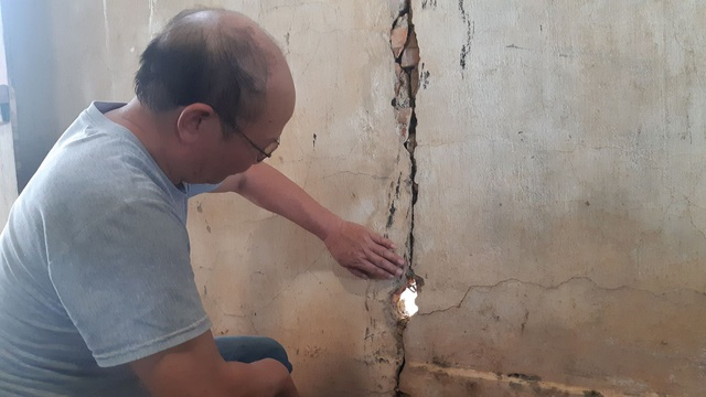 Thi công dự án BOT làm nứt nhà dân, chủ đầu tư chối trách nhiệm tại Đắk Lắk - 3