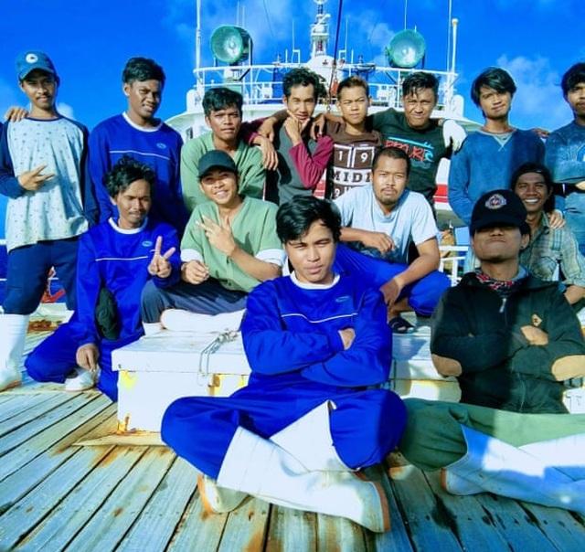"""Thuyền viên Indonesia nói """"bị đối xử như động vật"""" trên tàu cá Trung Quốc - 2"""