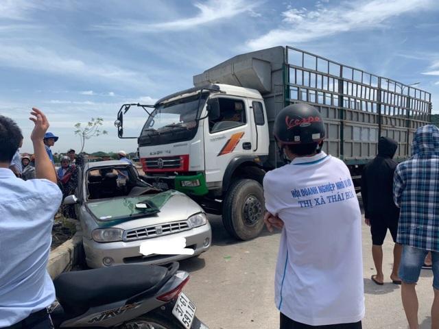 Một ngã tư, 3 ngày liên tiếp xảy ra 3 vụ tai nạn - 2
