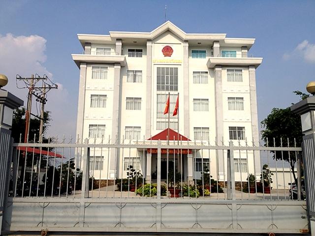 Vụ thi hành án tại Cty Dệt Long An: Thanh tra Bộ Tư pháp yêu cầu báo cáo! - 1