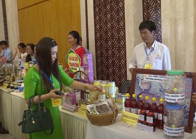 Gần 200 sản phẩm tiêu biểutham gia kết nối cung cầu hàng Việt Nam - 2