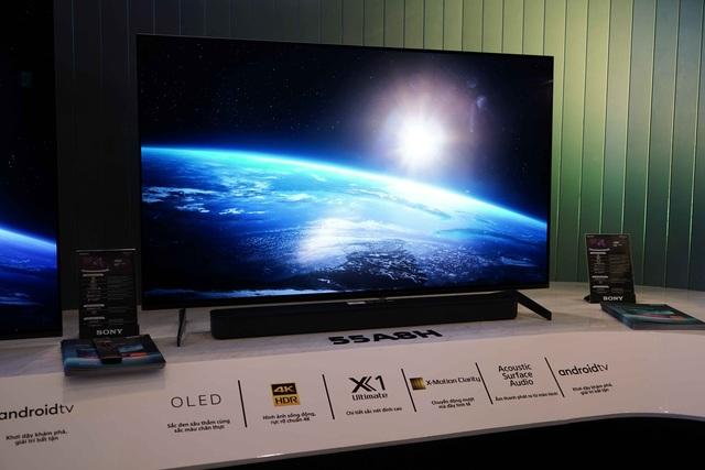 TV 8K đầu tiên của Sony về Việt Nam, giá 263 triệu đồng - 3