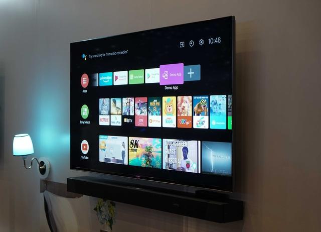 TV 8K đầu tiên của Sony về Việt Nam, giá 263 triệu đồng - 6