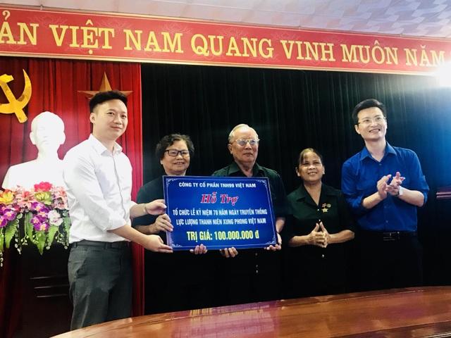 Công ty Cổ phần TNH99 Việt Nam tri ân các gia đình chính sách nhân ngày 27/7 - 5