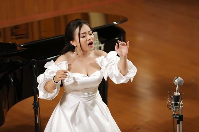 """""""Công chúa Opera"""" Nguyễn Đoàn Thảo Ly xuất sắc nhận điểm 10 tốt nghiệp - 2"""