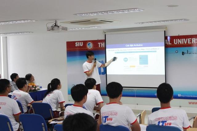Học bổng Tài năng Công nghệ thông tin SIU chính thức tìm kiếm ứng viên - 1