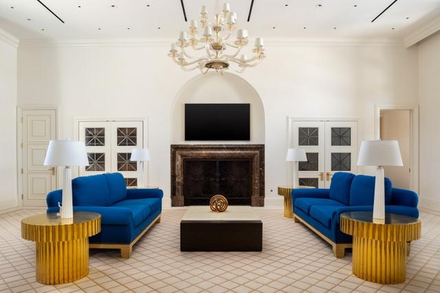 Bên trong biệt thự xa hoa giá 25 triệu USD của ông trùm cờ bạc nước Mỹ - 6