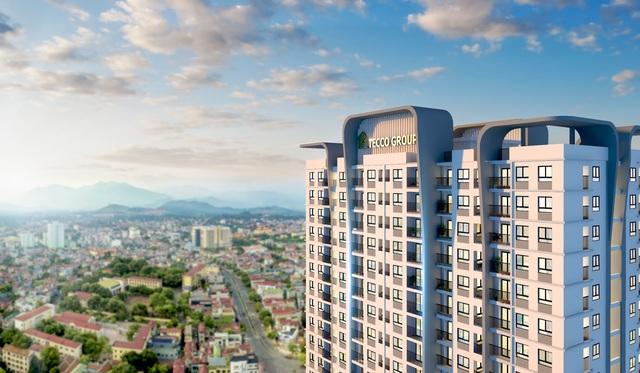 Tecco Elite City: Chuẩn sống mới đa tiện ích lần đầu tiên tại Thái Nguyên - 2