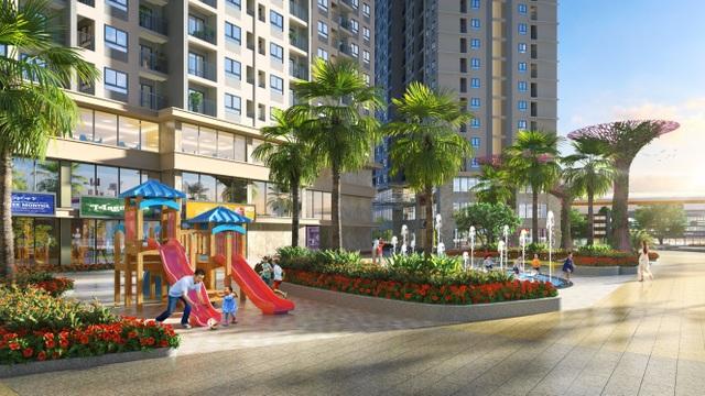Tecco Elite City: Chuẩn sống mới đa tiện ích lần đầu tiên tại Thái Nguyên - 3