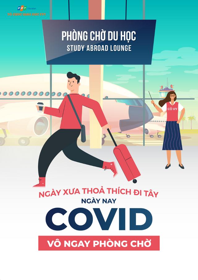 Phòng Chờ Du học - giải pháp toàn diện cho du học sinh mùa Covid-19 - 1