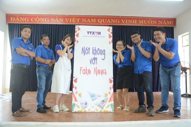 Học sinh Đà Nẵng học kỹ năng tránh bị lừa đảo trên mạng xã hội - 2