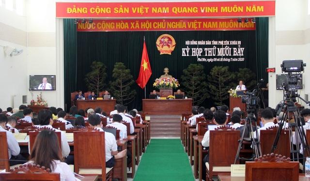 Vắng người đứng đầu tại kỳ họp HĐND tỉnh Phú Yên