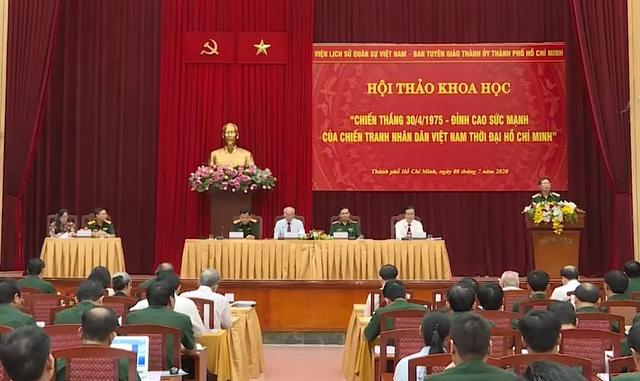 Chiến thắng 30/4/1975 có sự đóng góp rất lớn của quân và dân Sài Gòn - 1