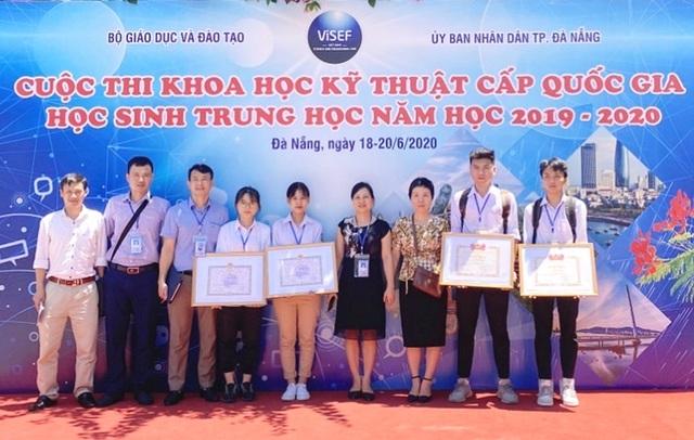 Học sinh Ninh Bình sáng chế Hệ thống quản lý giờ học thông minh - 4