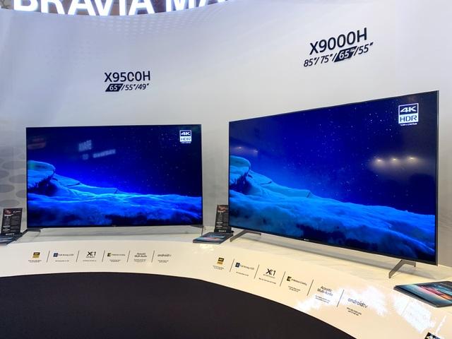 TV 8K đầu tiên của Sony về Việt Nam, giá 263 triệu đồng - 5