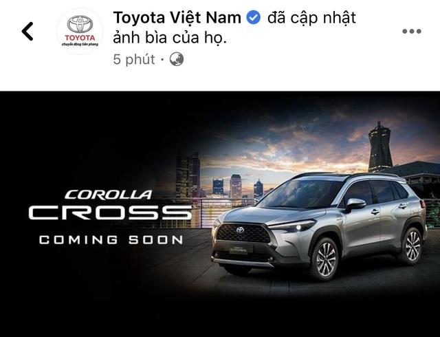 Toyota trình làng Corolla Cross, sắp về Việt Nam đấu Hyundai Kona, Tucson  - 1