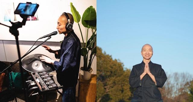 Nhà sư Nhật Bản khiến dân mạng phát cuồng khi kết hợp tụng kinh và beatbox - 1