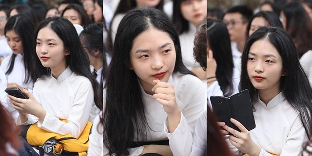 Trai xinh gái đẹp hội tụ tại buổi bế giảng THPT Phan Đình Phùng - 1