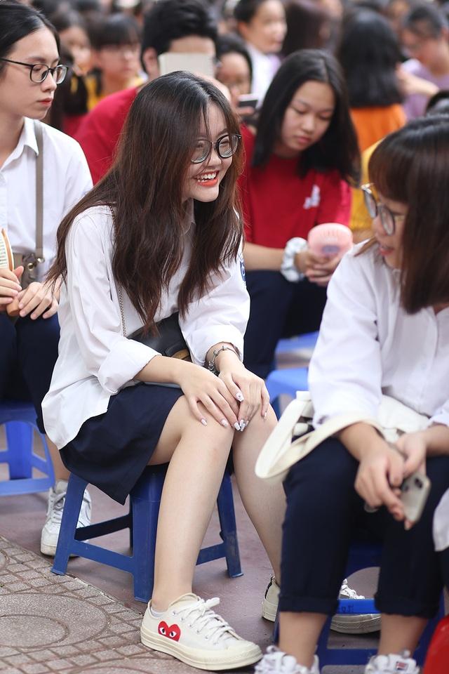 Trai xinh gái đẹp hội tụ tại buổi bế giảng THPT Phan Đình Phùng - 10