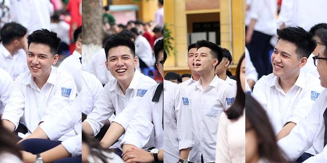 Trai xinh gái đẹp hội tụ tại buổi bế giảng THPT Phan Đình Phùng - 8