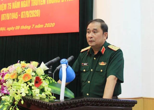 Nhiều hoạt động kỷ niệm 75 năm thành lập Bộ Tổng tham mưu Bộ Quốc phòng - 1
