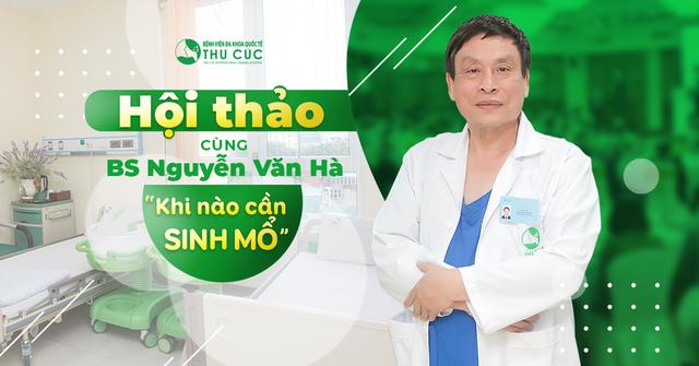 Hội thảo thai sản tại Bệnh viện Thu Cúc - Cơ hội nhận gói đẻ miễn phí - 1