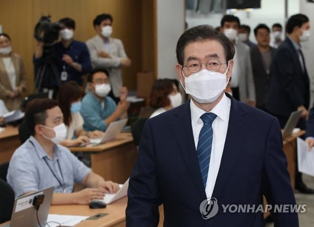 Thị trưởng Seoul mất tích bí ẩn sau khi để lại tin nhắn