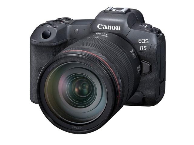 Canon ra mắt bộ đôi EOS R5, R6 mạnh mẽ với giá từ 58 triệu đồng - 1