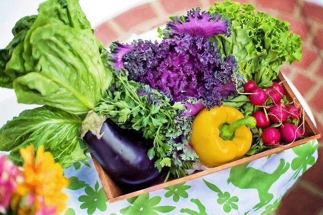 Dấu hiệu cho thấy bạn không ăn đủ rau - 1
