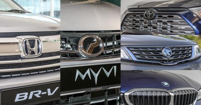 Thương hiệu nào, loại xe nào được tìm kiếm nhiều nhất thời đại dịch?