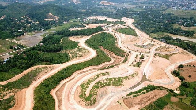Tiến độ vượt trội của dự án nghỉ dưỡng ven đô đầu tiên tại Hòa Bình - 1