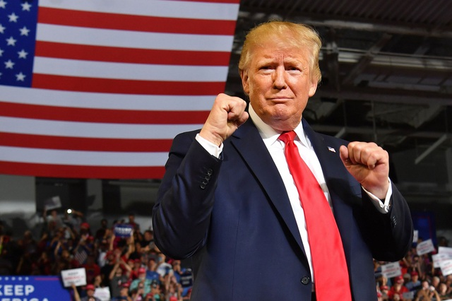 Chuyên gia Mỹ: Ông Trump có 91% cơ hội tái đắc cử - 1