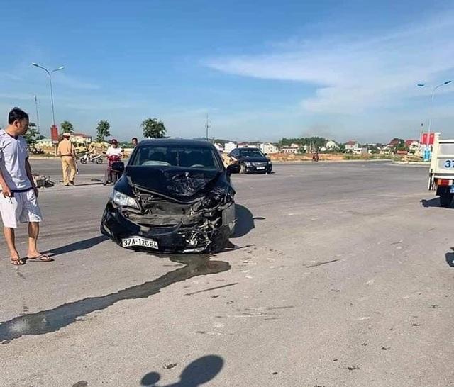 Một ngã tư, 3 ngày liên tiếp xảy ra 3 vụ tai nạn - 4