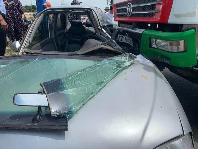 Một ngã tư, 3 ngày liên tiếp xảy ra 3 vụ tai nạn - 3