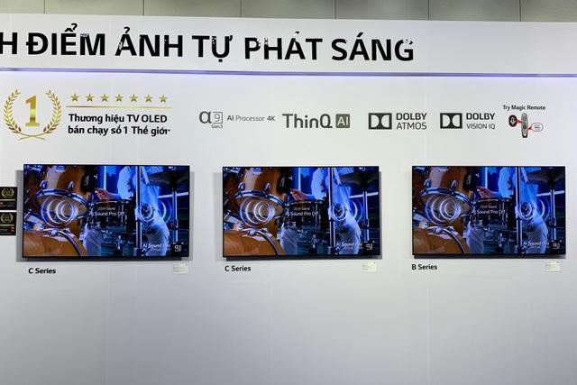 TV OLED 8K đầu tiên trên thế giới về Việt Nam với giá 690 triệu đồng - 5