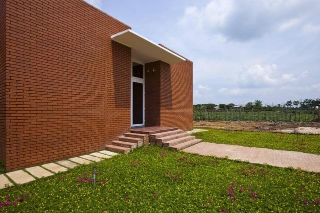"""Nhà vườn rộng 90m2 ở Đồng Nai gây """"sốt"""" vì xây dựng chỉ 500 triệu đồng - 1"""