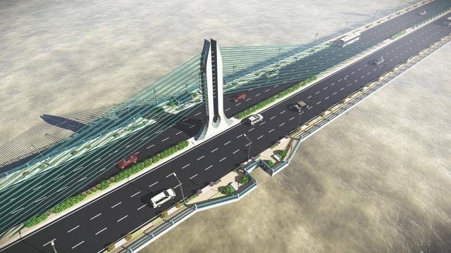 Ngắm cầu Trần Hưng Đạo vượt sông Hồng 9.000 tỷ đồng Hà Nội đang nghiên cứu - 4