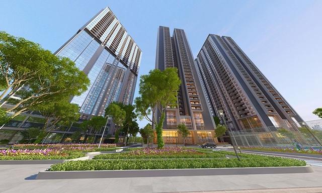 Khan hiếm căn hộ chung cư chất lượng giá tầm trung phía Tây Hà Nội - 1